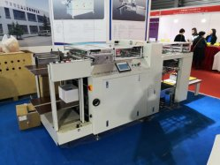 Máquina de perfuração de papel de alta velocidade para horas de suporte do Calendário
