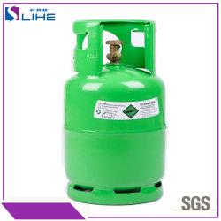 Voiture de la climatisation refroidir le gaz réfrigérant R134a Fréon dans 12L du vérin de rechargeables
