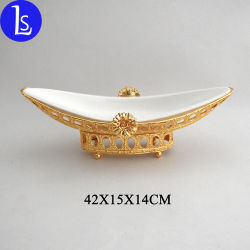 中東陶磁器の食糧ボールの台所装飾のディナー用大皿