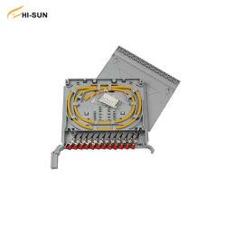 prix d'usine Hot Sale le faible coût Fibre optique de l'épissure de distribution et la distribution Série F FTTH Module optique à la borne