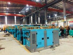 100kw Diesel insonorizado generador Precio 125kVA Super Generación silenciosa