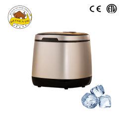 Abono de gelo portátil fazendo a máquina de 26kg/24h, Ice Cube fazendo a máquina, a máquina de gelo com visor LED