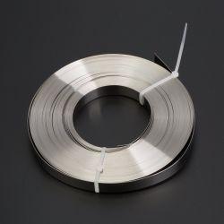 China-Fertigung SS 321 304 1Cr18Ni9Ti 0Cr18Ni9 Edelstahl-Metallriemen/-ring/-streifen/-folie/-band