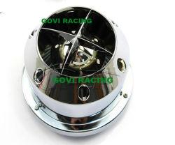 3inは空気取り入れ管のためにユニバーサル自動車のエアー・フィルタをクロム染料で染めた