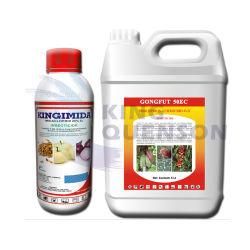 El rey Quenson agroquímicos plaguicidas etiqueta personalizada del 98% Tc del 20% de Imidacloprid SL