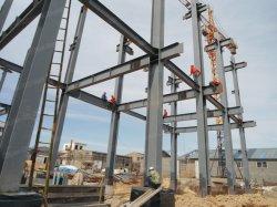 Largement utilisé personnalisé Structure en acier préfabriqués atelier de construction