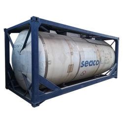 Itco standard utilisé 316L 20FT ISO Conteneur de réservoir