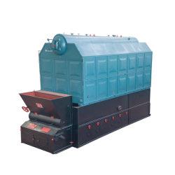 4t/H de Korrel van de biomassa stak Verpakte en Compacte Stoomketel in brand