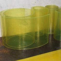 Haut de la qualité et l'odeur du caisson de nettoyage antibactérien Anti-Bad Semelles Matériau Feuille de mousse de PU jaune bleu rouge Feuille de PU
