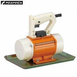 Cemento esterno portatile elettrico di superficie tenuto in mano che vibra la macchina concreta del vibratore del piatto del Trowel