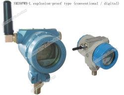 Prueba de explosiones de presión de silicio líquido inalámbrica Sensor de temperatura&Oil Field Application
