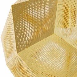 Furo Quadrado de gravação de latão Pplate do filtro de malha perfurada Metal