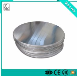 工場直接明るい表面の合金1050 SGSの点検を用いるBakewareのための1060 1070アルミニウムディスクか円形の版