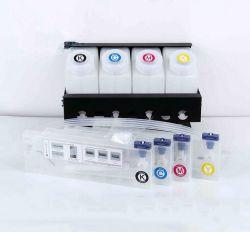 Systeem van de Inkt CISS van het grote Formaat het Bulk voor Mimaki Mutoh Roland Inkjet Printer - Ononderbroken Systeem 4 van de Levering van de Inkt Kleur