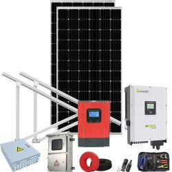 Склад прямой продажи 7.5HP Солнечная система водяного насоса