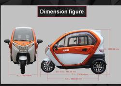 DC-bürstenloser Motor, elektrisches Mini Car mit Polycarbonat-Scheinwerfer Mit Hohem Licht