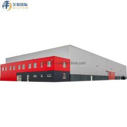 الصين مواد البناء سابقة التجهيز تصميم الصلب بناء الصلب مع أفضل سعر