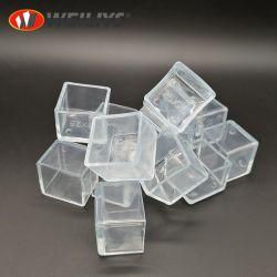 Mobilier en plastique PVC Président de la jambe Conseils Caps Pieds-de-chaussée plaquettes du protecteur de meubles à fond rond capots table