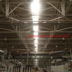 Bouw de met hoge weerstand van de Structuur van het Staal voor de Workshop van Machines