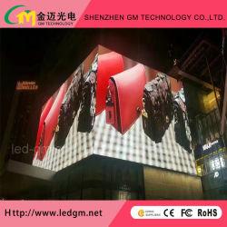 Outdoor Hang mur Mur vidéo LED couleur/écran servies avant