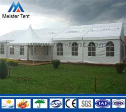 При отклонении от нормы навеса ПВХ большой открытый палатка с боковой стенки и окна