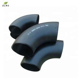 Raccord de tuyau en acier au carbone Wpb-A234 ASTM norme ANSI B16.9 Coude réducteur Tee PAC