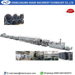 2019 Bon Prix machine à tuyaux d'utilisation d'alimentation de l'eau HDPE PE tuyau de gaz d'Extrusion du tuyau de l'usine de décisions de la machinerie