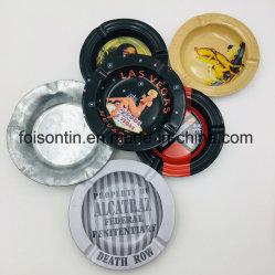 De Onderlegger voor glazen van het Tin van het metaal voor Kerstmis