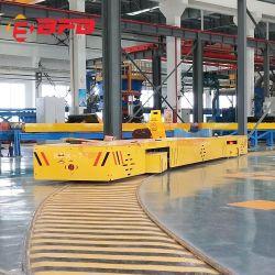 30t manipulación motorizada Carretilla para el transporte de la bobina de aluminio