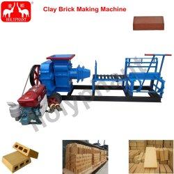 Manuel de-220/250 SD non vide de l'argile automatique machine à fabriquer des briques