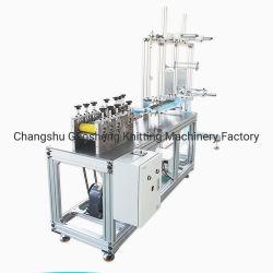 중국 반 자동적인 처분할 수 있는 가면 기계 공장 가격을 일으키기