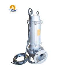 Haute pression d'eaux usées submersible électrique de la pompe à eau centrifuge
