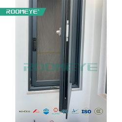 Алюминий/алюминия тепловой сломанных Outswing дверная рама перемещена окно с сетка из нержавеющей стали