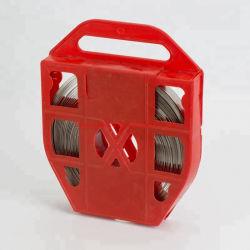 Bande de cerclage en acier inoxydable 304/316 pour les câbles et tuyaux