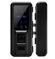 2020 Vidro Digital Controle Remoto barato, Tela de Toque do Bloqueio eletrônico sem chave com campainha