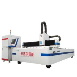 2020 Nova fábrica na China 1000W 2000W 3000W tipo económica UE EUA máquina de corte de fibra a laser CNC Standard / Máquinas de corte de metal para aço inoxidável / Carbon