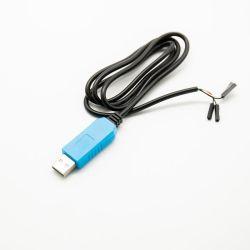 USB para com o adaptador do cabo USB para RS232 Uart Ttl Pl2303hx Conversor Automático