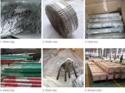 مخزون كبير مصقول 201 304 316 904L الفولاذ المقاوم للصدأ الأنبوب الشعري