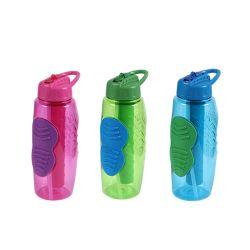 1100ml/37oz_outdoor Motivational の方法適性の大きいプラスチック Aquarius BPA 自由な漏れ防止カップ ポータブルスポーツケトルアイスカップ