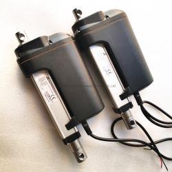 حالة سيئة استخدم مواتير المشغل الخطي الثابت حمل ثقيل IP66 1200 كجم، 100 مم، ميني 50 مم
