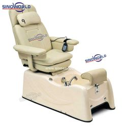 El equipo de belleza salón de uñas Manicura Pedicura spa para pies masajes silla