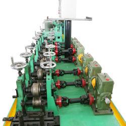 Rostfreies Yj-60 Kohlenstoffstahl-industrielles Rohr, das Maschine geschweißtes Gefäß-Tausendstel für starkes Rohr bildet