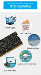 Memoria del taccuino del modulo di RAM DDR4 4GB 2133MHz 2400MHz 2666MHz 260pin So-DIMM di Zifei per il computer portatile