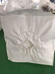 Прочного полиэтилена Mesh Bag чеснок 30кг для упаковки продуктов питания