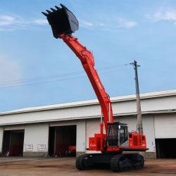 Strahlend gesund Ced490-8 China elektrischer großer Exkavator-Hersteller-grosser Gleisketten-Exkavator für Verkauf