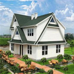 Высококачественные стальные конструкции крыши роскошь сборных легких стальных Эксклюзивная вилла сборных домов стали сегменте панельного домостроения в дом Вилла