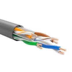Fabrik-Preis brennt Fftp CAT6 Doppelkabel InnenBc blank schnelle Geschwindigkeits-Netz-Kabel reines Ethernet LAN-Kabel ein