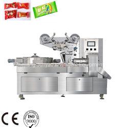 سرعة عال آليّة [سلينغ] آلة حل سكّر نبات دفع [ورب مشن] حلوى/حلول وسادة يعبّئ/مجموعة معدّ آليّ