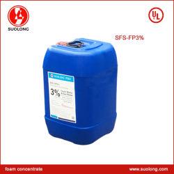 Suolong Sfs-Fp3% Listé UL Fluoro-Protein mousse extinctrice