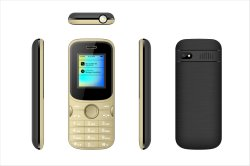 2020高齢者のための最も新しい卸売1.77inch GSM機能電話OEMの携帯電話